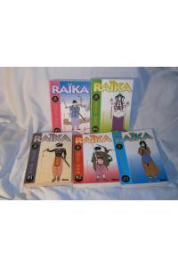 Raika 1-2-3-4-5 (Tomos de 300 Pág)